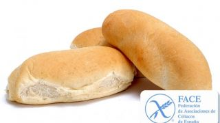 Pan sin gluten para celíacos