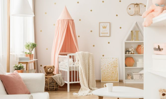 Ideas originales para decorar habitaciones infantiles