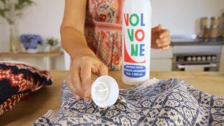 Cómo lavar la lana - Paso 1