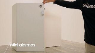 Cómo colocar mini-alarmas en los armarios - Paso 7