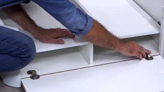 Cómo hacer un canapé zapatero - Paso 10
