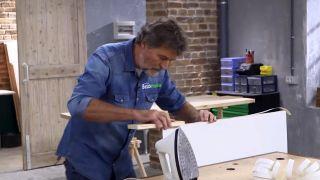 Cómo hacer un canapé zapatero - Paso 5