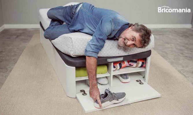 C mo hacer un canap zapatero bricoman a - Como hacer un canape ...