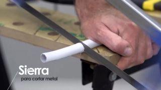 Cómo instalar un tubo multicapa - Paso 6