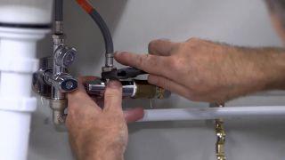 Cómo instalar un tubo multicapa - Paso 9