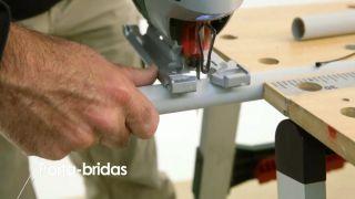 Cómo construir un porta-bridas - Paso 3