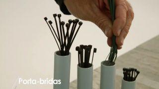 Cómo construir un porta-bridas - Paso 5