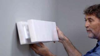 Cómo hacer una lámpara con un listón de madera - Paso 11