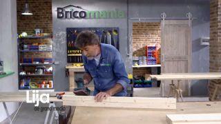 Cómo hacer una lámpara con un listón de madera - Paso 5