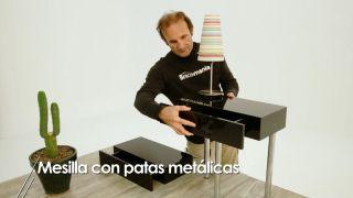 Cómo hacer una mesilla con patas metálicas - Paso 5