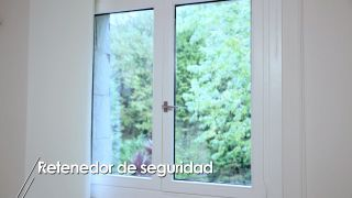 Cómo instalar un retenedor de seguridad para puertas y ventanas - Paso 1