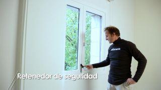 Cómo instalar un retenedor de seguridad para puertas y ventanas - Paso 5