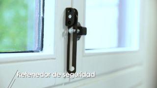 Cómo instalar un retenedor de seguridad para puertas y ventanas - Paso 6