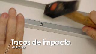 Cómo colocar un techo aislante acústico - Paso 4