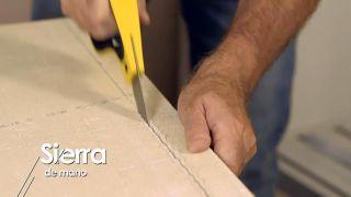 Cómo colocar un techo aislante acústico - Paso 9