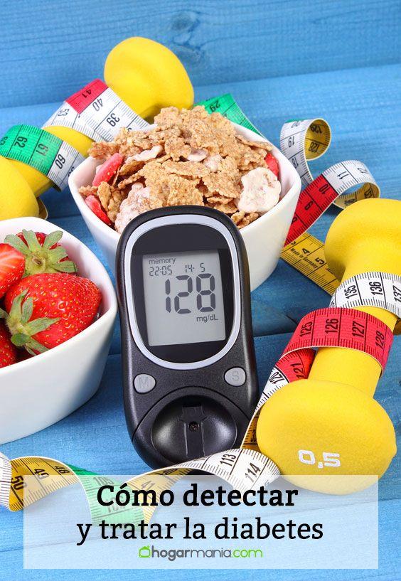 Cómo detectar y tratar la diabetes