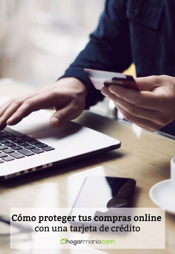 Cómo proteger tus compras online con una tarjeta de crédito