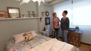 Decorar dormitorio elegante y romántico en gris - paso 9