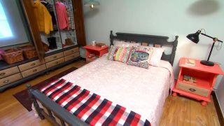 Decorar dormitorio juvenil industrial con muebles reciclados - paso 11