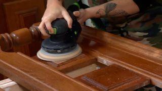 Decorar dormitorio juvenil industrial con muebles reciclados - paso 2