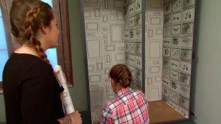 Decorar dormitorio juvenil industrial con muebles reciclados - paso 7