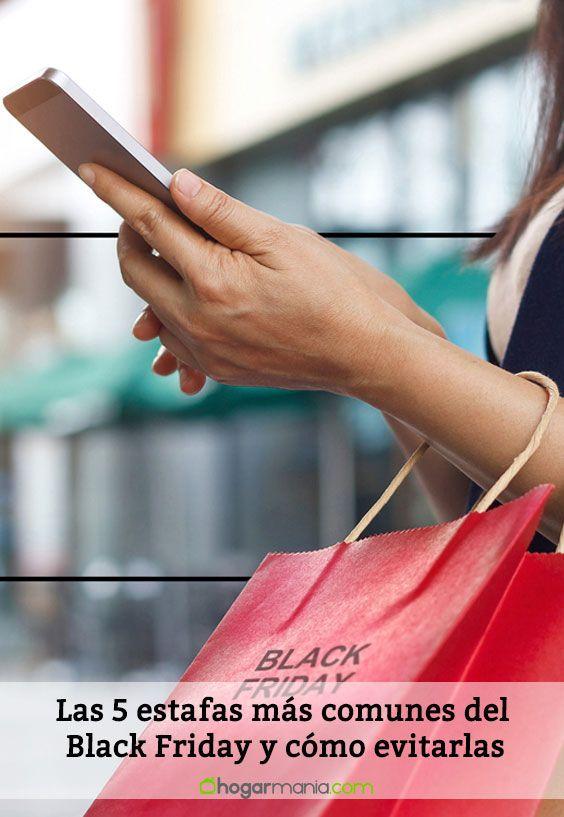 Las 5 estafas más comunes del Black Friday y cómo evitarlas