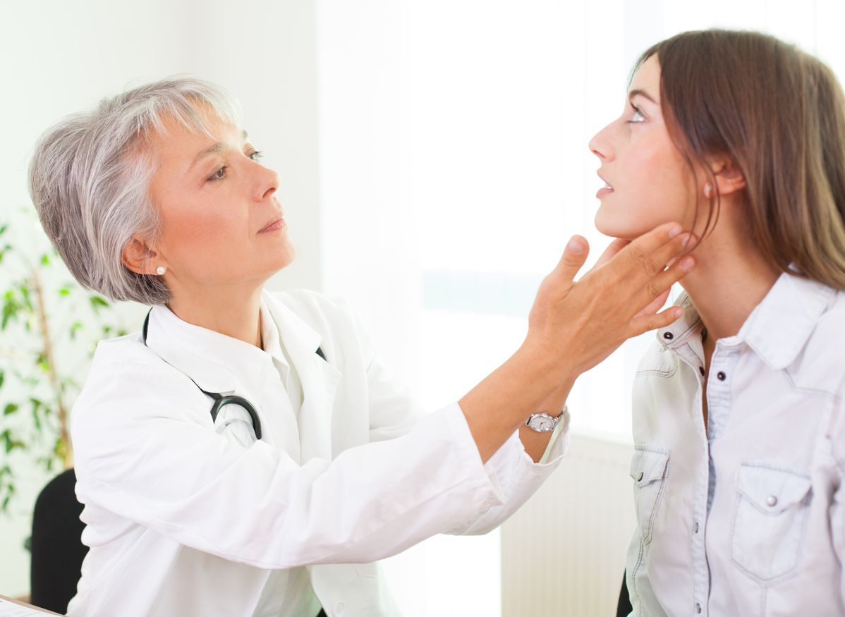 Hipotiroidismo.