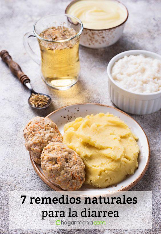 7 remedios naturales para la diarrea