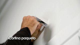 Cómo instalar una cortina paqueto - Bricomanía