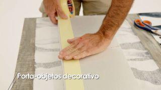 Cómo hacer un porta-objetos decorativo - Paso 7