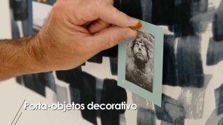 Cómo hacer un porta-objetos decorativo - Paso 9