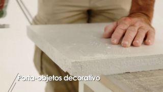 Cómo hacer un porta-objetos decorativo - Paso 1