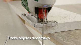 Cómo hacer un porta-objetos decorativo - Paso 3