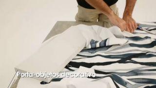 Cómo hacer un porta-objetos decorativo - Paso 5