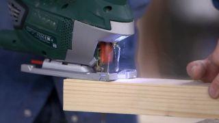 Cómo hacer un avión de madera - Paso 1