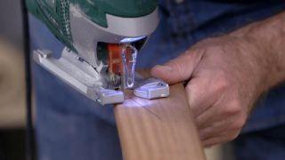 Cómo hacer un avión de madera - Paso 3