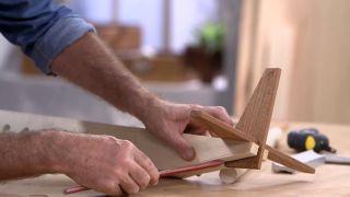 Cómo hacer un avión de madera - Paso 4