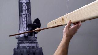 Cómo hacer un avión de madera - Paso 9