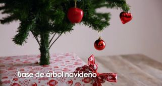 Base de �rbol navide�o