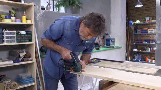 Cómo hacer unas columnas porta velas - Paso 1