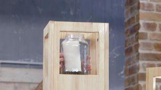Cómo hacer unas columnas porta velas - Paso 7