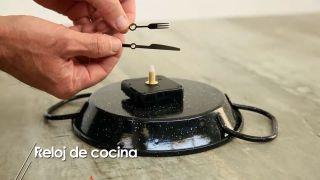 Reloj de cocina - Paso 1