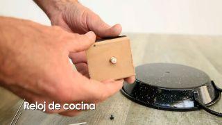 Reloj de cocina - Paso 3
