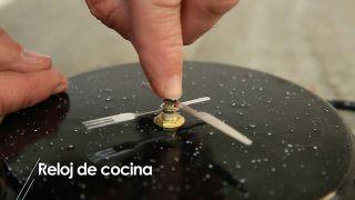 Reloj de cocina - Paso 5