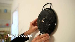 Reloj de cocina - Paso 7