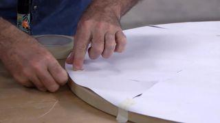 Cómo hacer un calendario giratorio - Paso 8