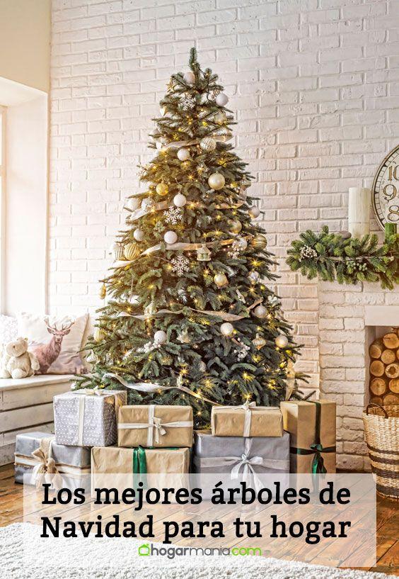 Los mejores árboles de Navidad para tu hogar