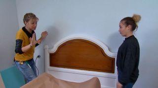 Decorar dormitorio luminoso y romántico con muebles reciclados - paso 5
