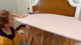 Decorar dormitorio luminoso y romántico con muebles reciclados - paso 6
