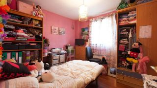 decorar dormitorio juvenil rosa - antes